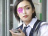 【電車チカン】顔出し制服J○★初ア○ル挿入!キリッとした高偏差値美少女にア○ル中出し!