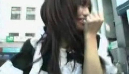 童顔アニメ声の現役メイドさんを撮影