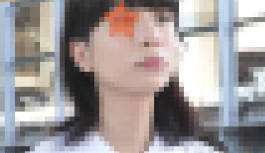 【電車チカン】顔出し制服J○★超清純癒し系美少女に生中出し★直後トイレに連れ込み顔射!