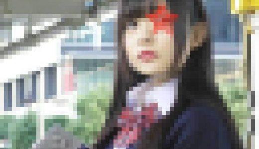 【電車チカン】顔出し制服J○★初の全編カラー撮影★校内No.1美少女に極太をブチ込んで中出し