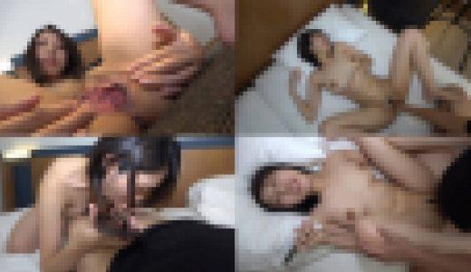 【無】寝取られフェチの彼氏の要望でスレンダー巨乳美女が初ハメ撮り!スマホ中継でイキまくりの生中出し!