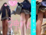 神JK!!!スタイル最高パンツ丸出し!!!
