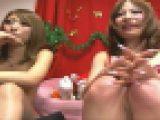 友達の女子大生2人と遊びで3Pしてしまいました。