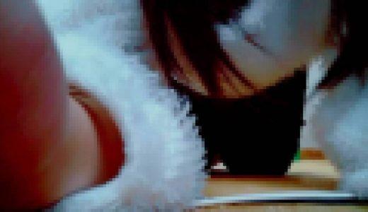 白いセーターがお似合いの清潔感あるc