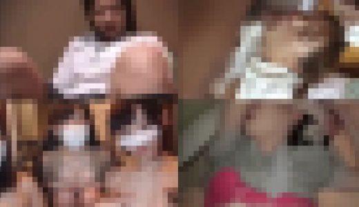 無) 美少女●リ系ハメ撮り中だし4組★4人JKライブ配信
