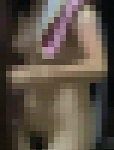 湯上り後の全裸