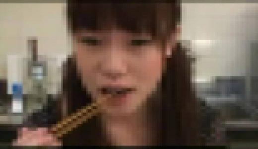 【検査対象】ゴ●ブリを食べる少女
