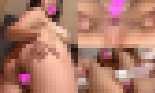 【個撮】肉感ムチムチ美女のマジイキひくひくアナルをじっくりフェチ撮り!! ◆フルHD 高画質