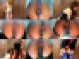 ★若い娘達の和式女子便所丸見え盗撮完全版!v07
