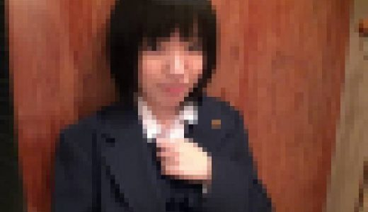 C3処女優等生再登場・卒業前の見納めオシッコ2回